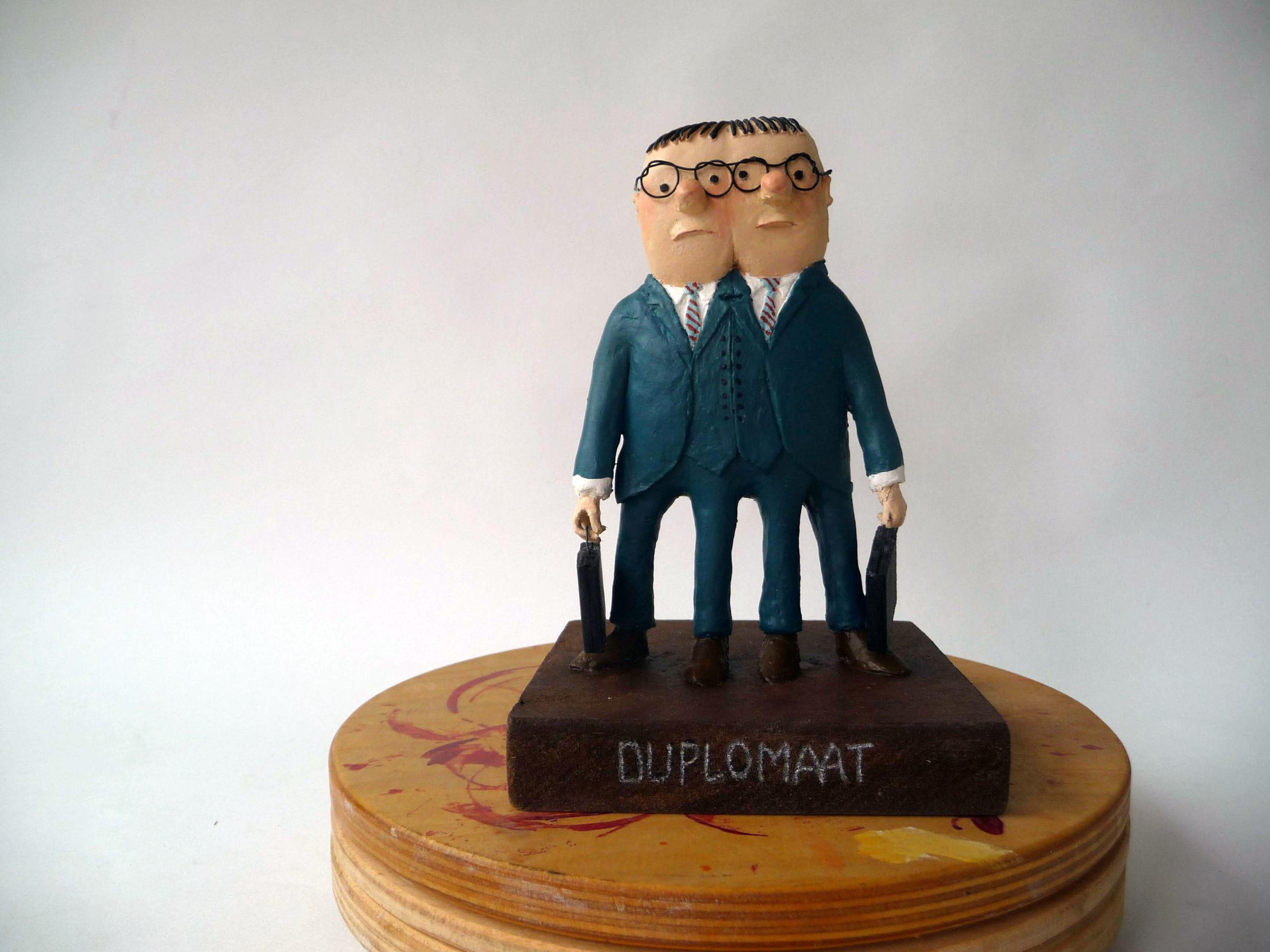 Duplomaat