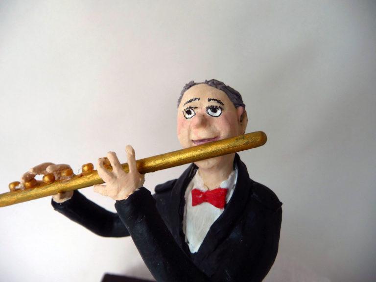 Gouden fluit