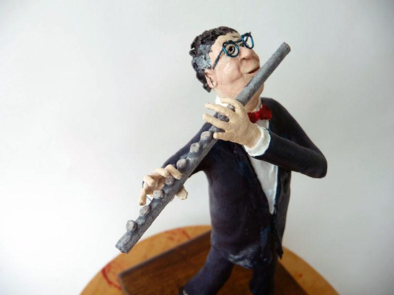 Zilveren fluit